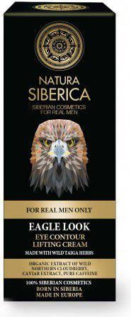 Natura Siberica Men Krem liftingujący skórę wokół oczu Spojrzenie Orła 30ml 1