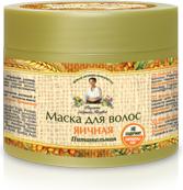 Babuszka Agafia Jajeczna maseczka do włosów 300 ml 1