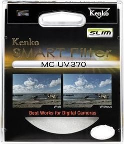 Filtr Kenko Smart UV Slim 52mm (215298) 1