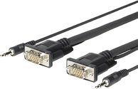 Kabel VivoLink 1.8m czarny (PROVGAMCS1.8) 1