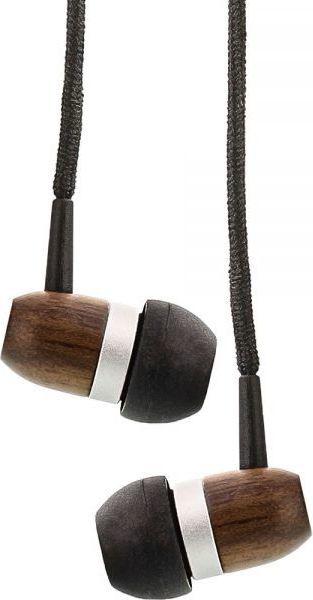 Słuchawki InLine Woodin-ear (55357) 1