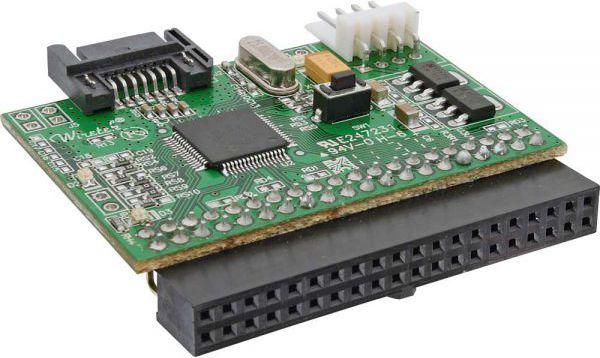 InLine Adapter SATA - IDE (76640) 1