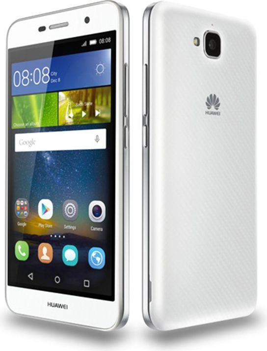 Smartfon Huawei 16 GB Dual SIM Biały  (Y6 PRO White) 1