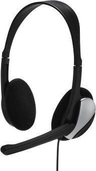 Słuchawki z mikrofonem Hama ESSENTIAL HS 200 (001399000000) 1