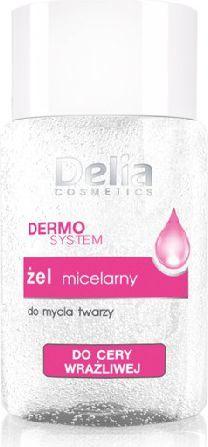 Delia Żel do oczyszczania Dermo System Mini 50ml 1