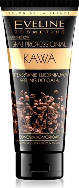 Eveline Peeling do ciała Spa Professional Kawa 200ml 1
