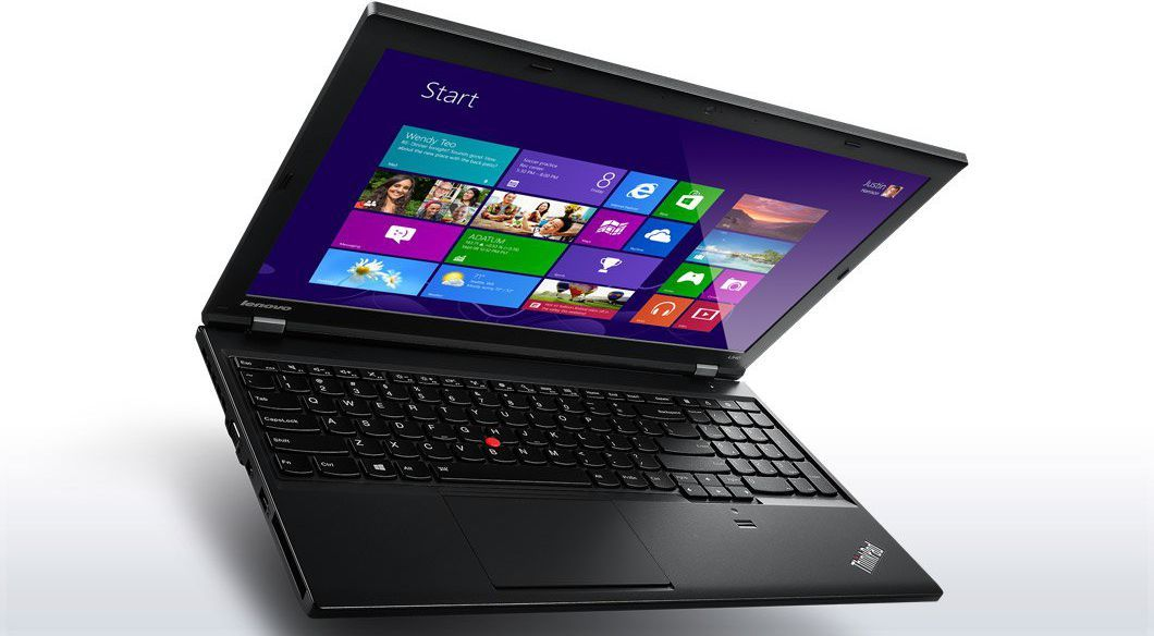 Laptop Lenovo ThinkPad L540 (20AUA18DPB/8GB RAM/240 SSD/1TB HDD) 1