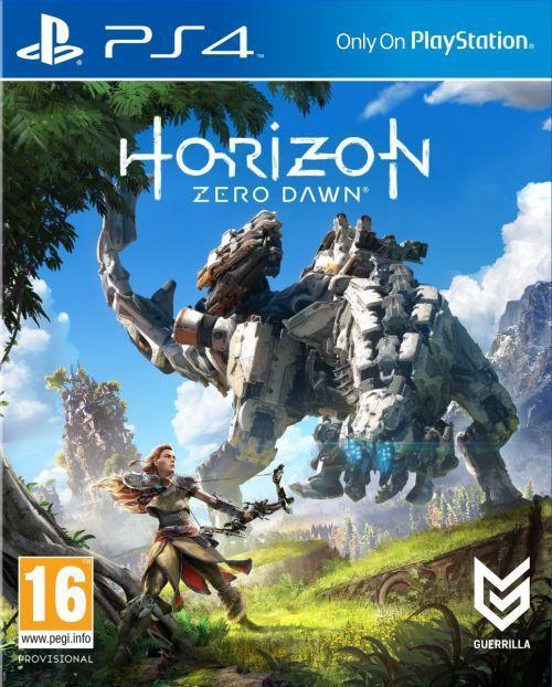 Horizon: Zero Dawn PS4 1
