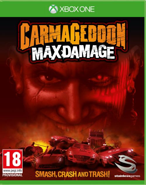 Carmageddon Max Damage Xbox One 1