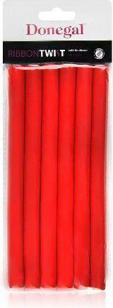 Donegal WAŁKI DO WŁOSÓW Ribbon Twist 1.3/18cm (5004) 1 op.-6szt 1