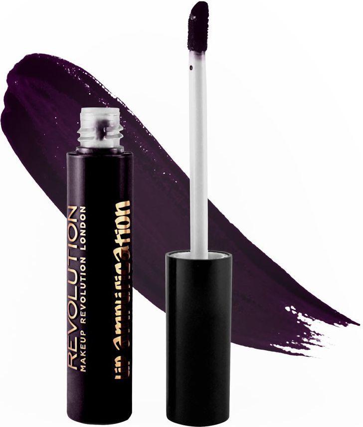 Makeup Revolution Lip Amplification Pomadka do ust w płynie Conviction 7ml 1