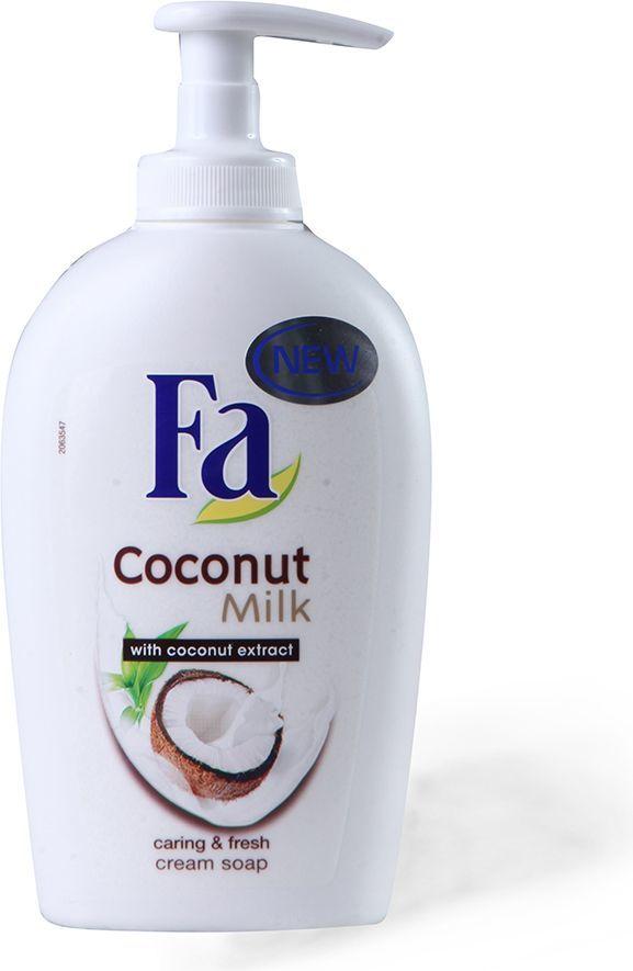 Fa Mydło w płynie Coconut Milk 250 ml 1