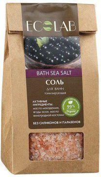 EO Laboratorie Tonizująca sól do kąpieli 1