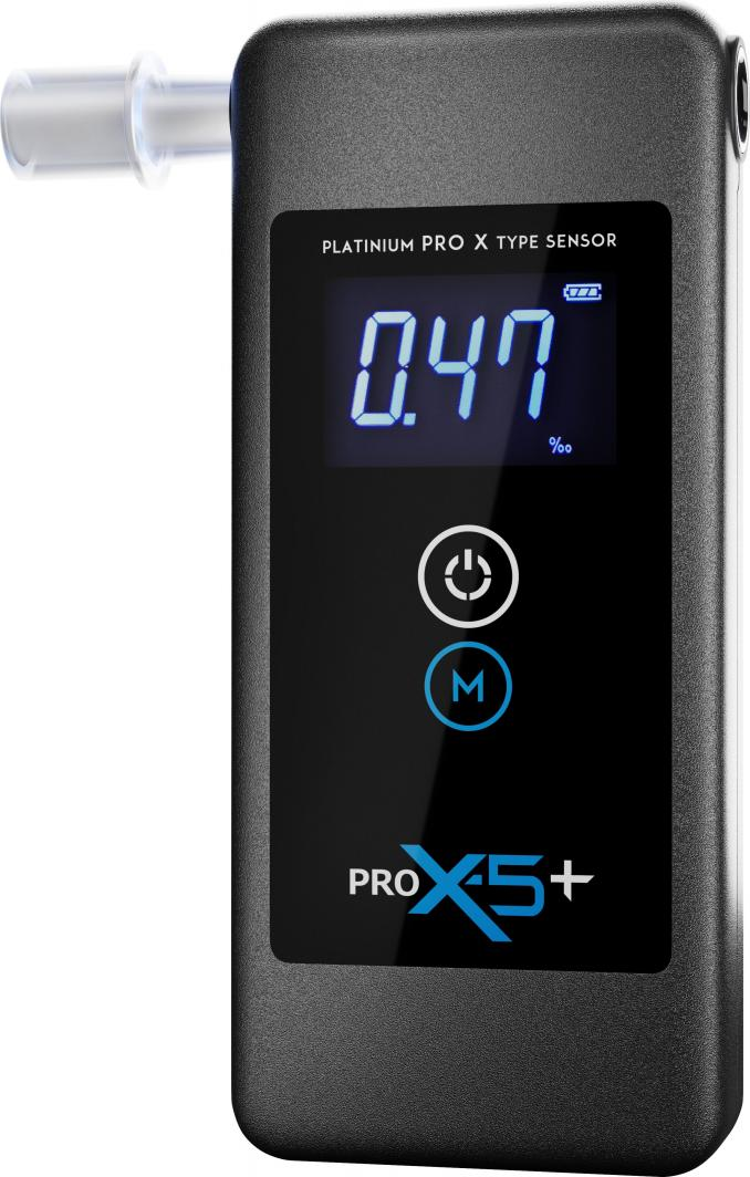 Alkomat Alcofind PRO X-5+ 1