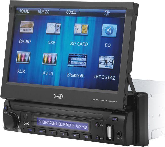 Radio samochodowe Trevi MDV 6350 BT ID produktu: 938741