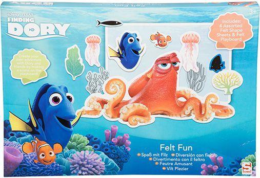 Hero Gdzie jest Dory Felt Fun - zestaw kreatywny (SB2020D) 1
