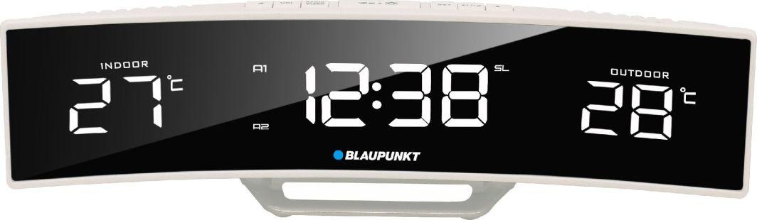 Radiobudzik Blaupunkt CR12WH 1