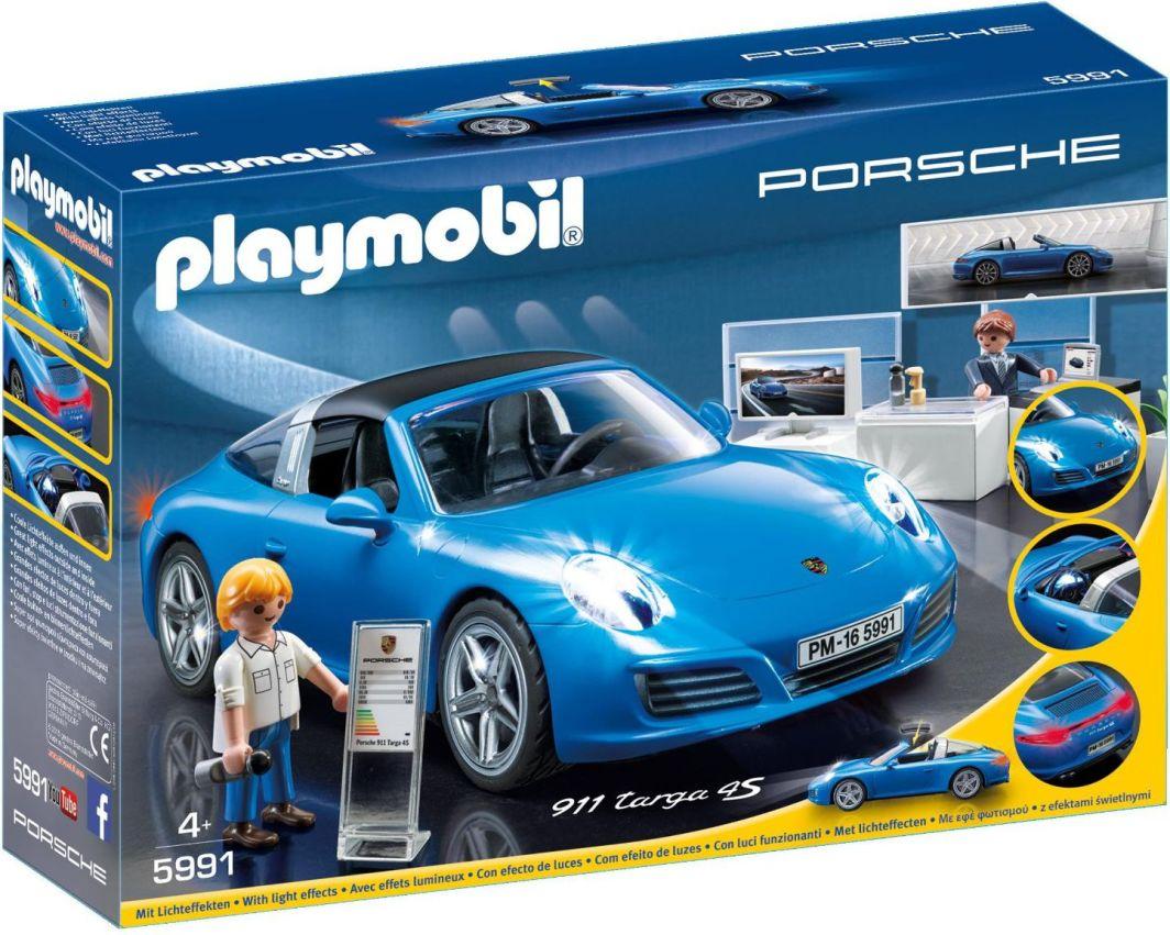Playmobil Sports & Action Porsche 911 Targa 4S (5991) 1