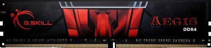 Pamięć G.Skill Aegis, DDR4, 8 GB, 3000MHz, CL16 (F4-3000C16S-8GISB) 1