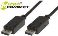 Kabel MicroConnect DisplayPort - DisplayPort 7m czarny (DP-MMG-700) 1