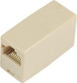 MicroConnect Adapter RJ45-RJ45 F/F 8C/8P (MPK100) 1