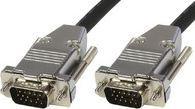 Kabel MicroConnect D-Sub (VGA) - D-Sub (VGA) 5m srebrny (MONGG5B-METAL) 1