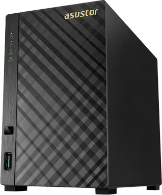 Serwer plików Asustor AS3202T 2-Bay (90IX00Q1-BW3S10) 1