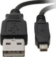Kabel USB (2.0) A-4pin, 1.8m 1