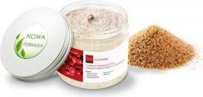 GoCranberry  Cukrowy peeling do ciała z masłem shea i olejem żurawinowym 1