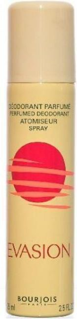 BOURJOIS Paris Dezodorant spray damski 75ML 1