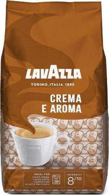 Kawa ziarnista Lavazza Crema e Aroma 1kg 1