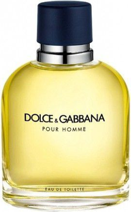Dolce & Gabbana Pour Homme EDT 125ml 1