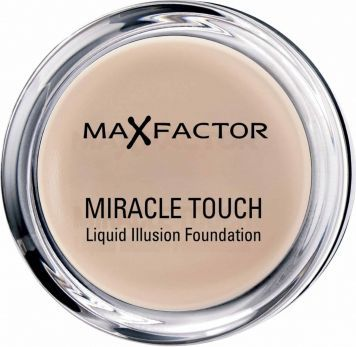 MAX FACTOR Miracle Touch podkład w kompakcie 60 Sand 11,5g 1