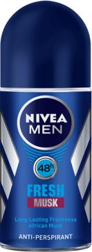 Nivea Men Fresh Musk 48h 50ml 1