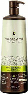 Macadamia Weightless Moisture Shampoo (W) 1000ml 1