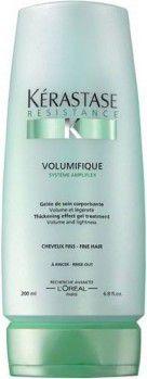 Kerastase Resistance Volumifique Thickening Effect Gel Treatment Odżywka do włosów 200ml 1