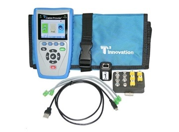 T3 Innovation CB300 Cable Prowler Network Cable Tester (CB300) 1