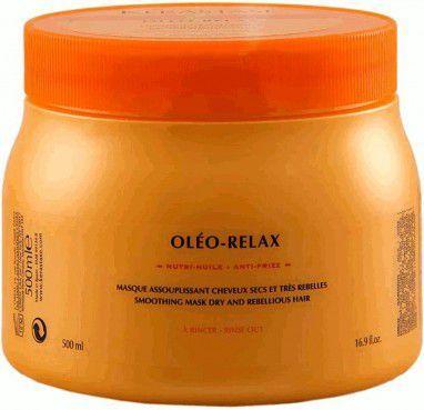 Kerastase Nutritive Oleo Relax Masque Maska do włosów suchych, niesfornych 500ml 1