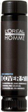 L'Oreal Paris Homme Cover 5' żel koloryzujący do włosów 04 3x50ml 1