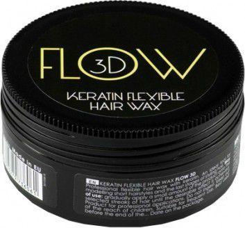 Stapiz FLOW 3D Keratin Flexible Hair Wax Wosk do włosów 100ml 1