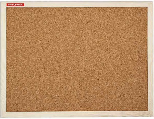 Memoboards Tablica korkowa 90x60cm (TC96) 1