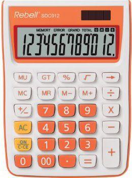 Kalkulator Rebell SDC 912 OR 1