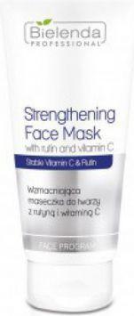 Bielenda Professional Strengthening Face Mask With Rutin And Vitamin C (W) 175ml 1