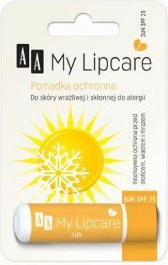 AA AA My Lipcare Sun (W) pomadka ochronna 4,2g 1