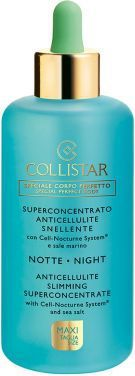 Collistar Anticellulite Slimming Superconcentrate Night with With Sea Salt Serum antycellulitowe na noc 200ml 1