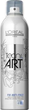 L'Oreal Paris Tecni Art Fix Anti-Frizz 4 Spray mocno utrwalający 400ml 1