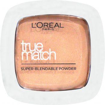 L'Oreal Paris True Match Powder Puder w kamieniu C2 Rose Vanilla 9g 1