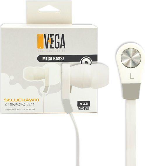 Słuchawki Prolink VEGA FLAT 1