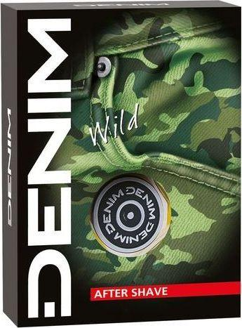 Denim Płyn po goleniu Wild 100ml 1