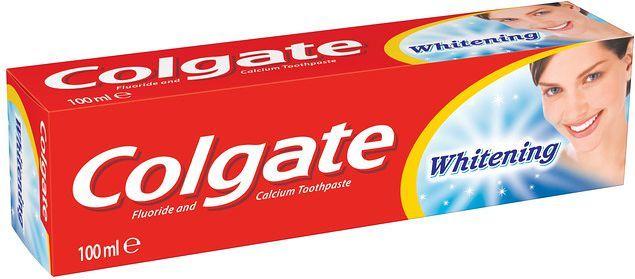 Colgate Whitening Pasta do zębów 100ml 1